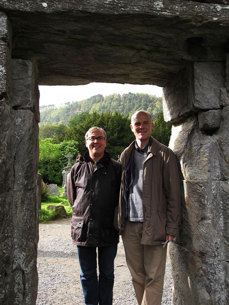 Jacques-and-John-at-the-Cathedral-gate