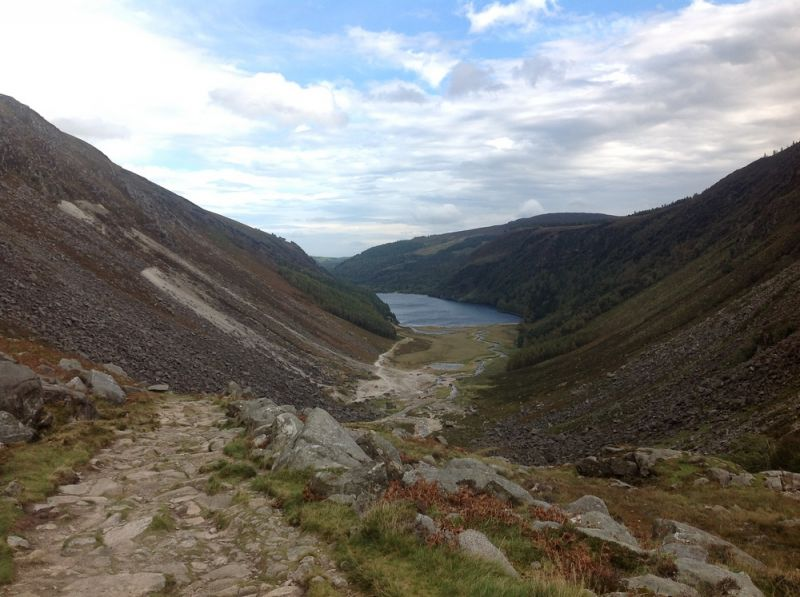 The-Upper-Lake-valley-